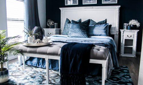 Sypiaj, jak przedwojenna gwiazda filmowa – czyli jak urządzić sypialnię w stylu art déco?