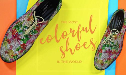 Czas na kolorowe buty